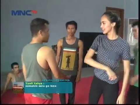 Putus dari Baim Wong, Nicole Dalami Bela Diri - Pose (24/11)