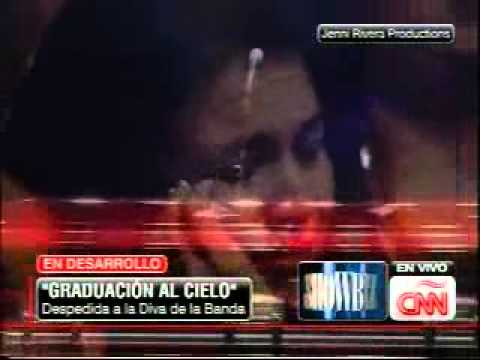 Olga Tañón canta en Funeral a Jenni Rivera