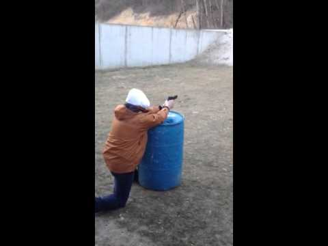Zastava EZ9 shooting
