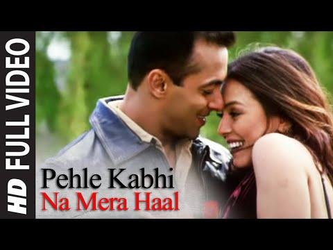 Pehle Kabhi Na Mera Haal Full Video Song | Baghban | Salman Khan, Mahima Chaudhary