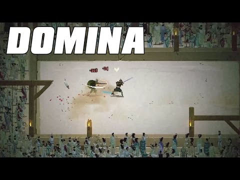 Domina - Gladiator Simulator - Dual Wielding Action