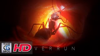 "**Award Winning** CGI 3D Animated Short: ""Overrun"" - by Pierre Ropars 