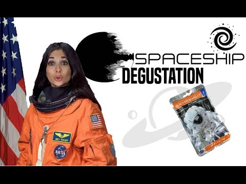 LPDV#66 DEGUSTATION DE PRODUITS DE LA NASA