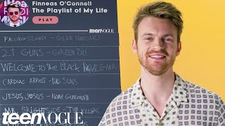 FINNEAS Creates the Playlist of His Life | Teen Vogue