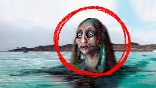 Una misteriosa Sirena es captada en Irlanda |  Caso 100% Real | Expediente Elemental