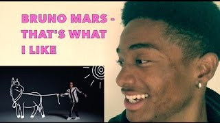 Bruno Mars - Thats What I Like Official Video ALAZON EPI 83 REACTION