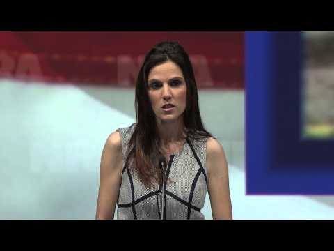 2013 NRA Annual Meetings: Taya Kyle