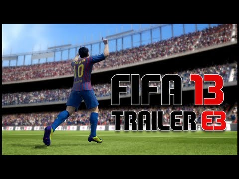 FIFA 13 – Trailer ufficiale Gameplay E3 – Italia
