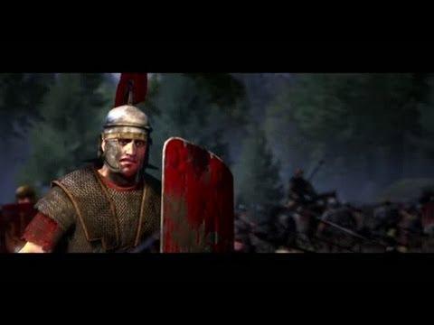 Исторические битвы Total War: Rome 2 битва в Тевтобургском лесу