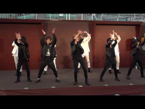 Kansai Boys Project「NEVER LET YOU GO (GENERATIONS From EXILE TRIBE)」2016/10/09 エイベックス・チャレンジステージ