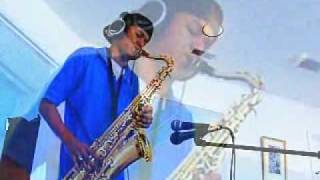 T-Pain ft. Chris Brown - Freeze - Tenor Saxophone by charlez360