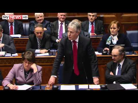 IRA Letter Scheme A 'Murky Deal', Says Robinson