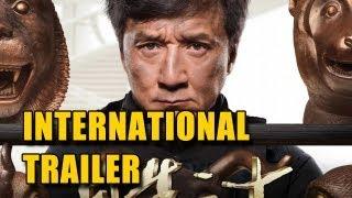 Chinese Zodiac International Trailer (2012) - Jackie Chan