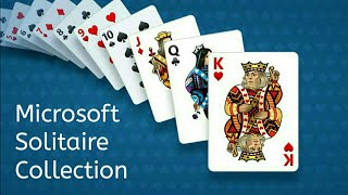 Microsoft Solitaire Collection Star Club - Klondike Easy I (PART 1/4)