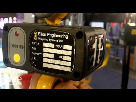 InfoComm 2015: Eilon Engineering Shows Ron Stagemaster