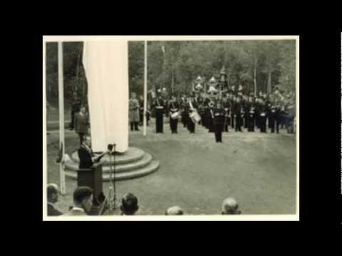 1956 Radio Broadcast of PFC Joe Mann (MOH) Monument Dedication, Best, Holland