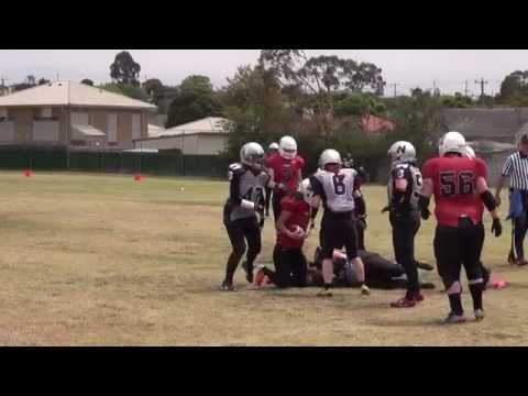 2014 Women's Week 7 - Northern Lady Raiders vs Western Foxes