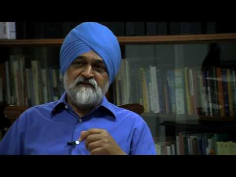 Montek Singh Ahluwalia - World Citizenship