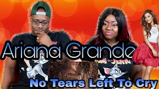 Download Lagu Ariana Grande - No Tears Left To Cry | Couple Reacts Gratis STAFABAND