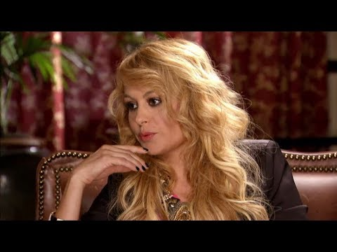 Paulina Rubio On Jenni Rivera's Death | Mario Lopez: One On One klip izle