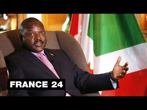 Burundi : Pierre Nkurunziza autorisé à briguer un troisième mandat par la Cour constitutionnelle