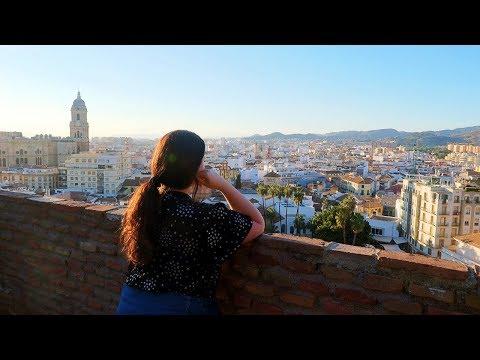 72 HOURS IN MALAGA, SPAIN!