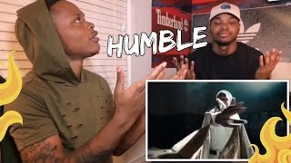 Kendrick Lamar - HUMBLE. - REACTION