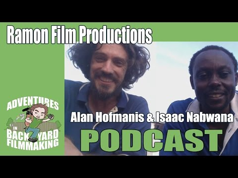 Uganda action film studio Wakaliwood | Interview with Allan Hofmanis & Isaac Nabwana