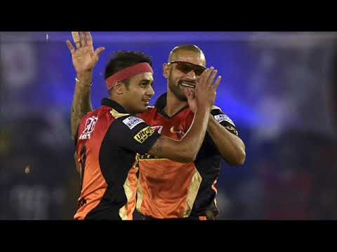 SRH Vs KXIP Match Highlights Full Match Highlights...! IPL 2018