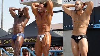 Muscle Beach Competition on a 12hr Prep, WHAT? | Calum Von Moger