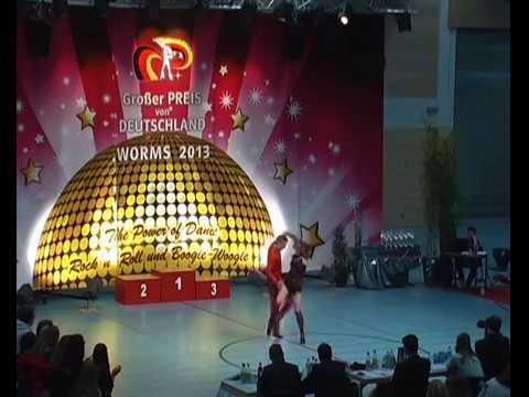 Serena Nicosia & Niklas Fries - Großer Preis von Deutschland 2013