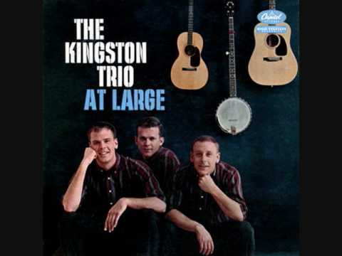 Kingston Trio - All My Sorrows