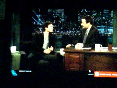 PICT0005 Rosie O'Donnell & Ian Sommalande on Jimmy Fallon Part 6 on Nov 6, 2009