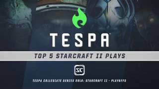 Top 5 StarCraft 2 Plays - Week 9