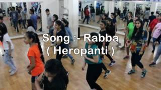 Rabba - Heropanti   Dance Video   DXB Crew Choreography
