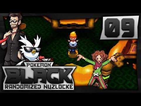 Let's Play Pokemon Black Randomized Nuzlocke W  Shadypenguinn Ep 09 jimmy's Op Pokemon! video