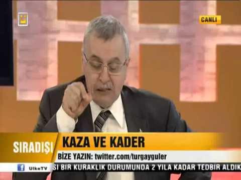 Prof Dr Ahmet Akgündüz - Ayasofya - ÜLKE TV - Sıradışı - 28 MAYIS 2014