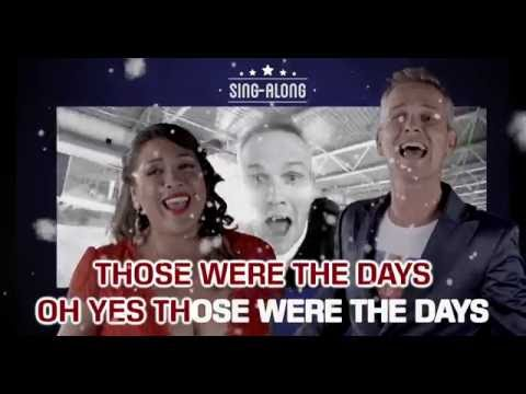 Hermes House Band - Those Were The Days (Sing Along)