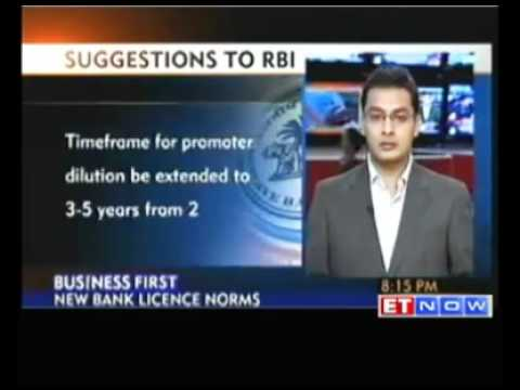 RBI puts out suggestions on new bank licence norms