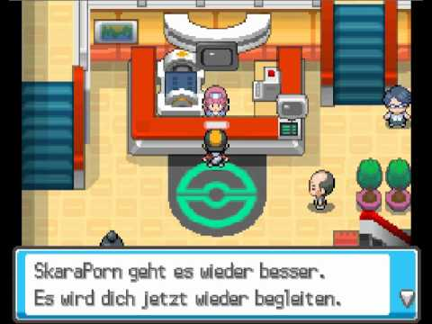 Pokemon Heart Gold Walkthrough Part 39 - Die Revanche gegen die Kimono-Girls