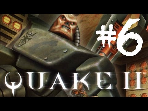Out Of The Frying Pan, Into The Torture Chamber | Quake 2 (PC) - Part 6