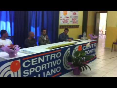Scuola e Sport 19-05-2012 (1^parte)
