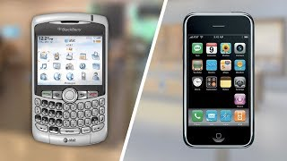 Life Before The iPhone