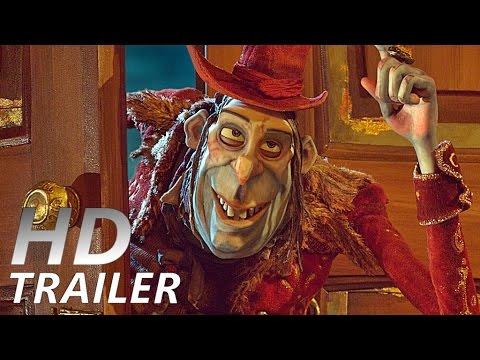 DIE BOXTROLLS (Elle Fanning) | Trailer & Filmclips [HD]