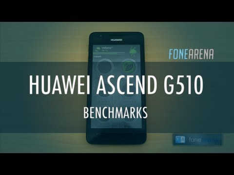 Huawei Ascend G510 Benchmarks