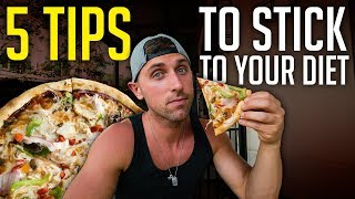 5 Tips, Tricks, & Recipes To Stick To Your Diet | Just CHEAT?!