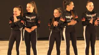 HHI Israel -Junior, NOVELTY 2017, Finals