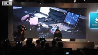CES 2012_ Intel demos DX11 on Ivy Bridge based Ultrabook