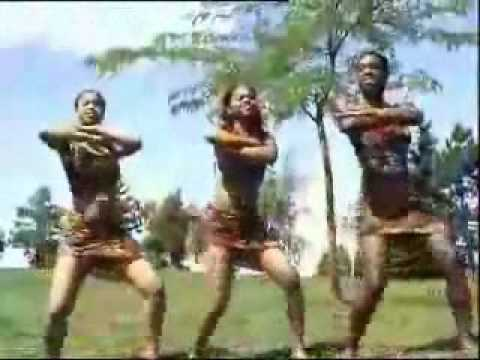 African Camp Somali Girls Dance From Djibouti Mapouka Coupe Decale Ndombolo video