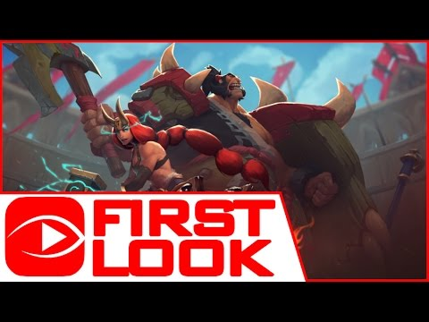 Battlerite - Gameplay First Look